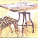 Sketch: Table Sketch: Table