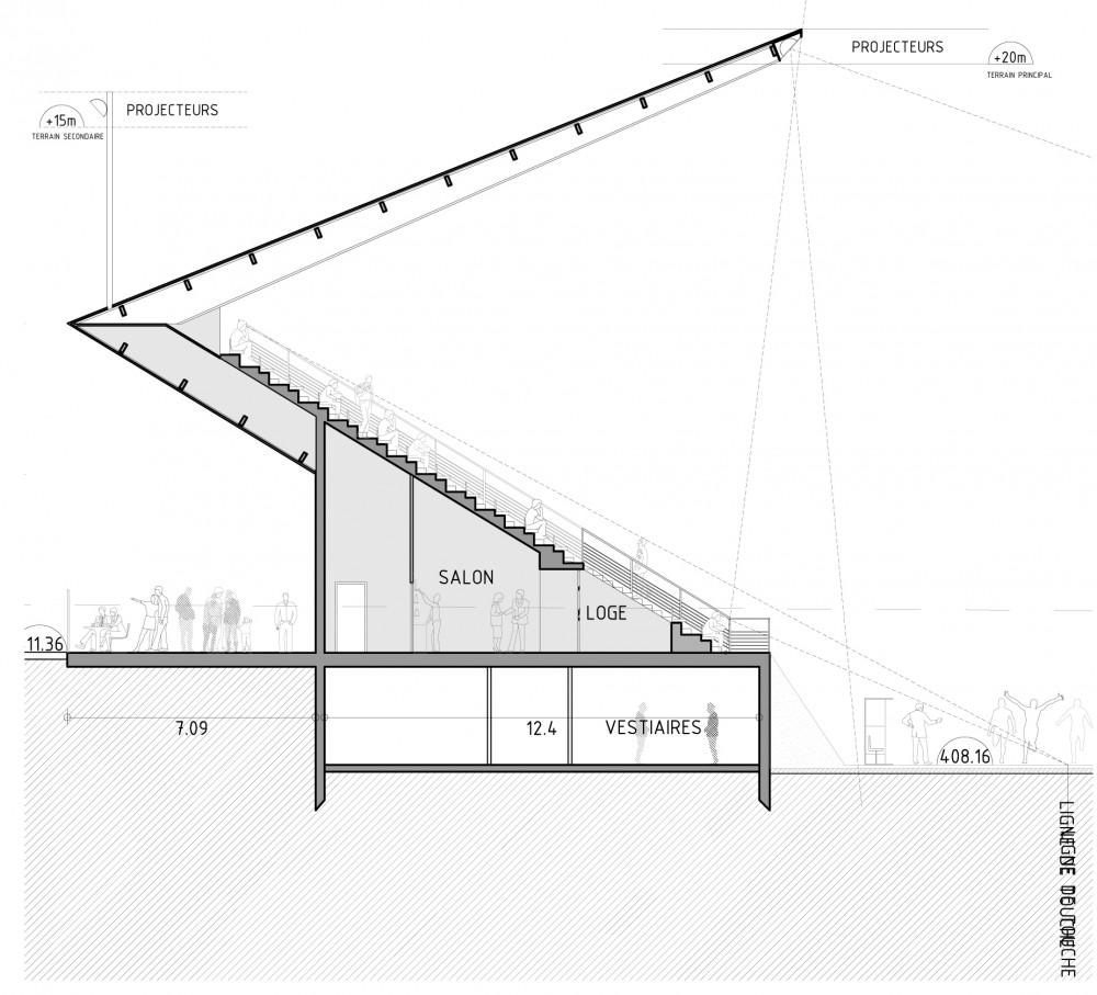 Architecture Photography Football Stadium 7 170719