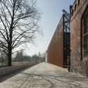 High School Sport and Leisure Building / Major Architekci  (12) Daniel Rumiancew
