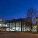 High School Sport and Leisure Building / Major Architekci  (11) Daniel Rumiancew