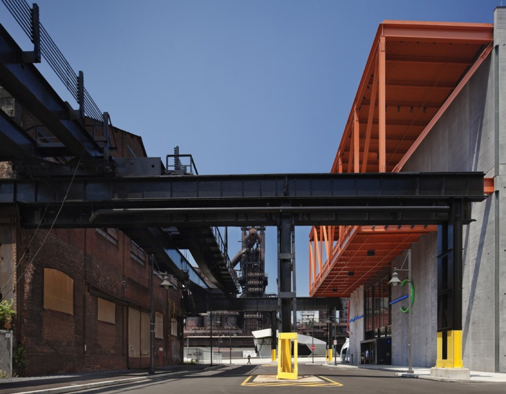 The ArtsQuest Center at SteelStacks / Spillman Farmer Architects