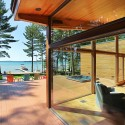 Higgins Lake House / Jeff Jordan Architects  (16) © Jeff Garland Photography