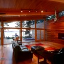 Higgins Lake House / Jeff Jordan Architects  (10) © Jeff Garland Photography