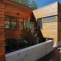 Higgins Lake House / Jeff Jordan Architects  (9) © Jeff Garland Photography