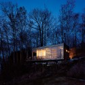 Sunset Cabin / Taylor Smyth Architects (1) Ben Rahn/A-Frame Inc.