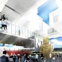 New Taipei City Museum of Art / Zerafa Architecture Studio (9) Courtesy of Zerafa Architecture Studio