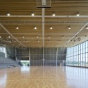 Monconseil Sports Hall / Explorations Architecture (13) © Michel Denancé