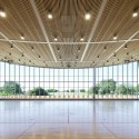 Monconseil Sports Hall / Explorations Architecture (12) © Michel Denancé