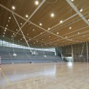 Monconseil Sports Hall / Explorations Architecture (11) © Michel Denancé