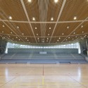 Monconseil Sports Hall / Explorations Architecture (10) © Michel Denancé