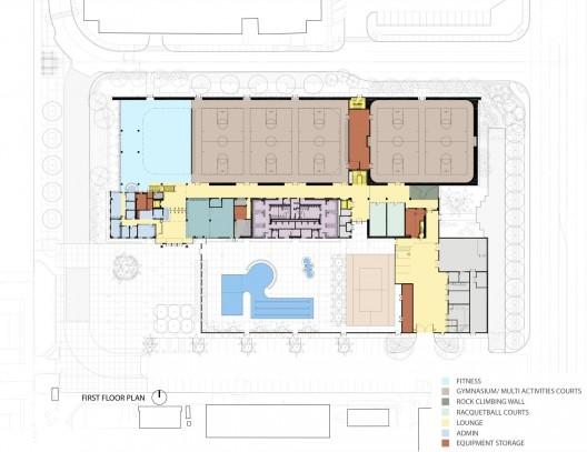 California State University Student Recreation Center