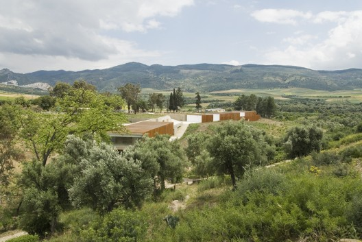 Volubilis Visitor Center / Kilo Architectures