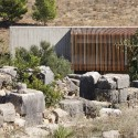 Volubilis Visitor Center / Kilo Architectures (6) © Luc boegly
