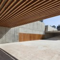 Volubilis Visitor Center / Kilo Architectures (4) © Luc boegly