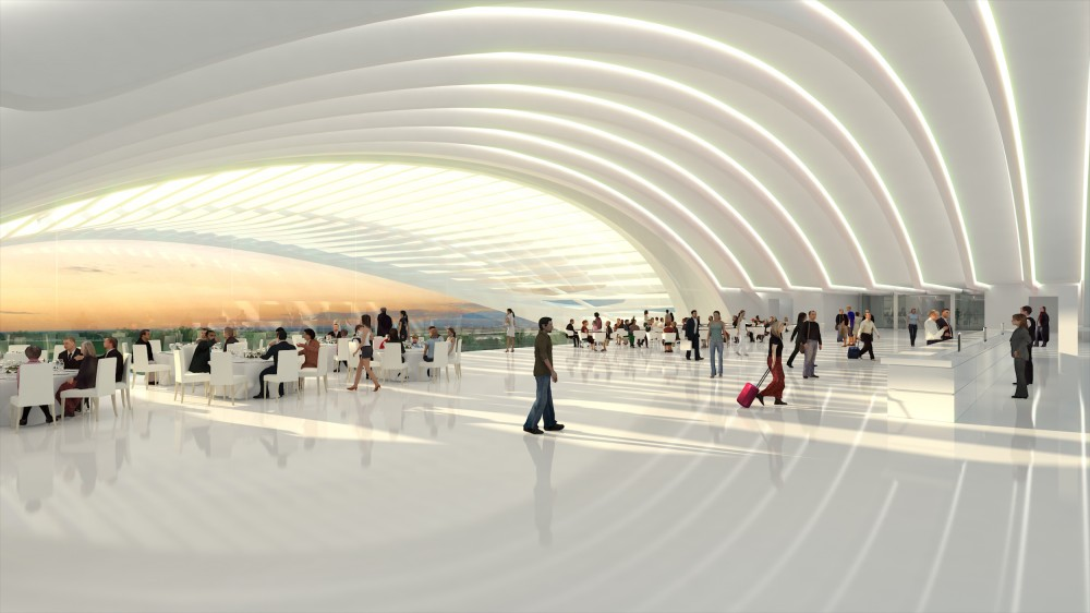 Calatrava Withdraws from Denver Airport Expansion