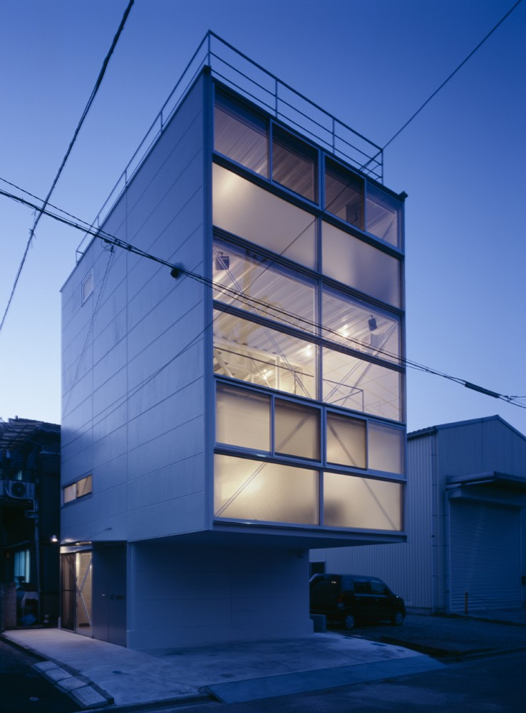 11 Boxes / Keiji Ashizawa Design