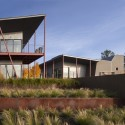 Berkeley Courtyard House / WA Design Inc (15) Courtesy of WA Design Inc