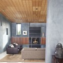 Berkeley Courtyard House / WA Design Inc (1) Courtesy of WA Design Inc