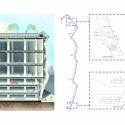 Building section and Technical Drawings Building section and Technical Drawings