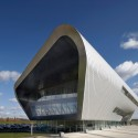 TAG Farnborough Airport / 3D Reid Architects (3) © 3D Reid Architects