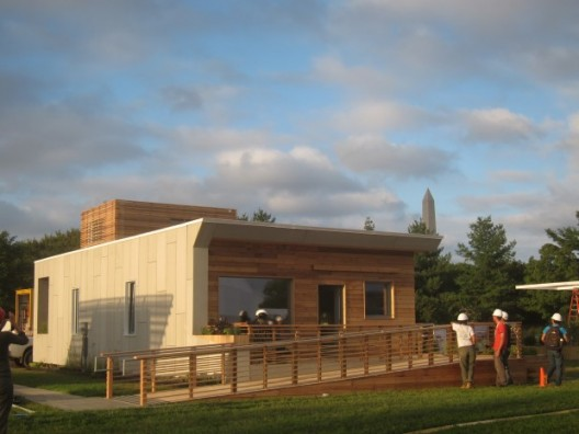 Update: Empowerhouse Wins Affordability / Solar Decathlon