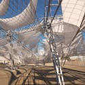 Netscape: SCI-Arc Graduation Pavilion 2011 / Oyler Wu Collaborative with SCI-Arc (15) © Oyler Wu Collaborative