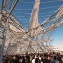 Netscape: SCI-Arc Graduation Pavilion 2011 / Oyler Wu Collaborative with SCI-Arc (14) © Oyler Wu Collaborative