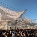 Netscape: SCI-Arc Graduation Pavilion 2011 / Oyler Wu Collaborative with SCI-Arc (13) © Oyler Wu Collaborative