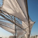 Netscape: SCI-Arc Graduation Pavilion 2011 / Oyler Wu Collaborative with SCI-Arc (12) © Oyler Wu Collaborative