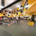 Punt Road Oval Redevelopment / Suters Architects  (21) © Emma Cross