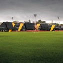 Punt Road Oval Redevelopment / Suters Architects  (16) © Emma Cross