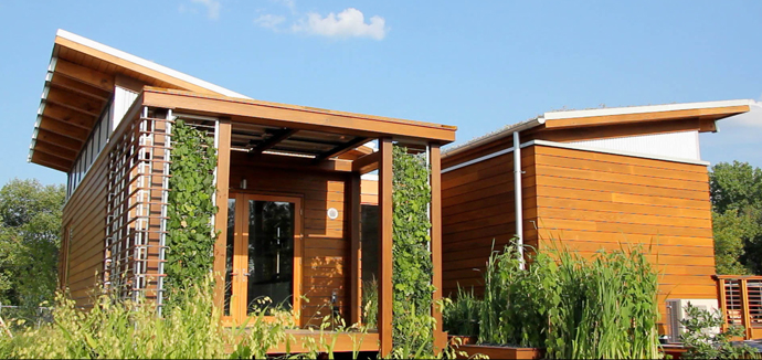 Update: WaterShed Wins Architecture / Solar Decathlon