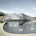 Jeju World Natural Heritage Center / poly.m.ur (7) © poly.m.ur