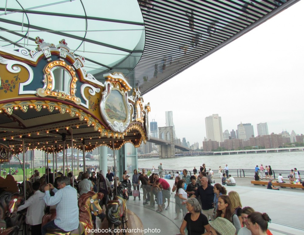 Jean Nouvel Jewelbox Houses Historic Carousel