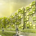 Sustainable Residential Complex (1) Courtesy of Morfearch