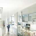 Richard Meier & Partners Submission for the New Royal Alberta Museum (4) Courtesy of Richard Meier & Partners Architects