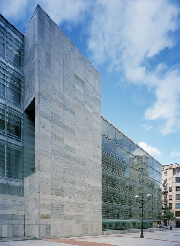 Biscay Statutory Library / IMB Arquitectos