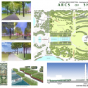 Washington Monument Grounds Competition Finalists (6) Arcs of Shade