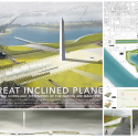 Washington Monument Grounds Competition Finalists (1) A Great Inclined Plane