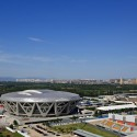 Diamond Arena: China National Tennis Center / Atelier 11  (18) Courtesy of Atelier 11