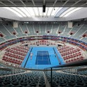 Diamond Arena: China National Tennis Center / Atelier 11  (15) Courtesy of Atelier 11