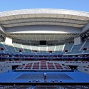 Diamond Arena: China National Tennis Center / Atelier 11  (14) Courtesy of Atelier 11