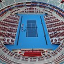 Diamond Arena: China National Tennis Center / Atelier 11  (13) Courtesy of Atelier 11