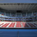 Diamond Arena: China National Tennis Center / Atelier 11  (12) Courtesy of Atelier 11