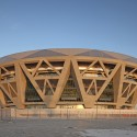 Diamond Arena: China National Tennis Center / Atelier 11  (3) Courtesy of Atelier 11