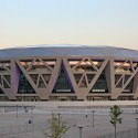 Diamond Arena: China National Tennis Center / Atelier 11  (1) Courtesy of Atelier 11