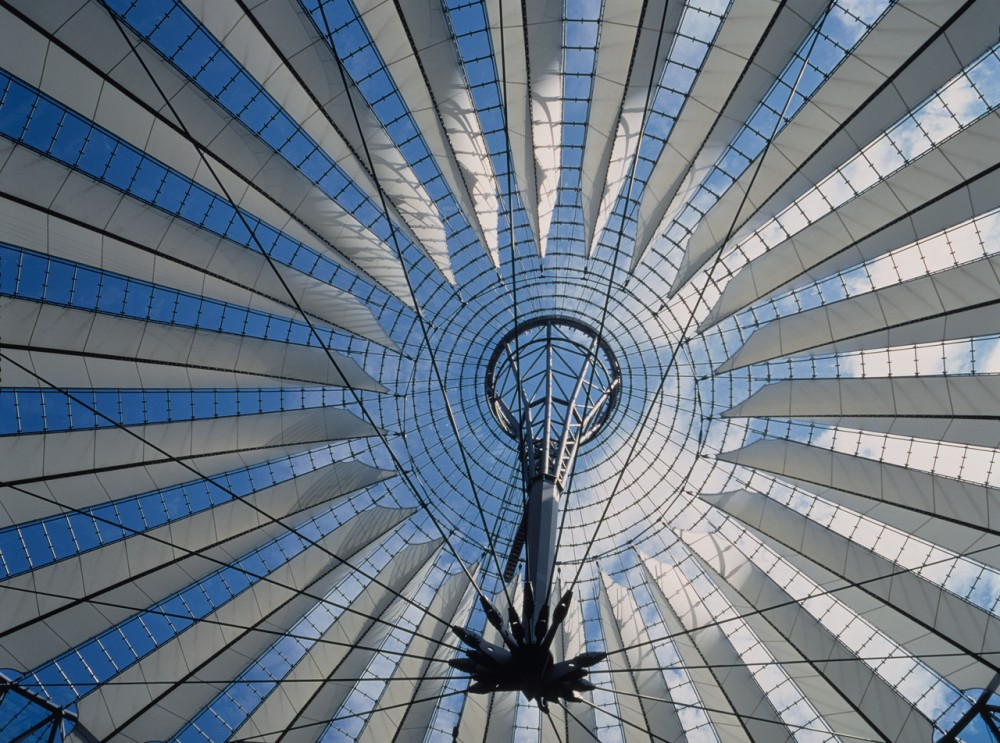Flashback: Sony Center Berlin / Murphy/Jahn