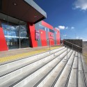 Wendouree Railway Station / Hassell with Parsons Brinckerhoff Courtesy of Hassell
