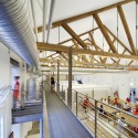 Leazar Hall Renovation + Additions / Cannon Architects (10)  JWest Productions, LLC
