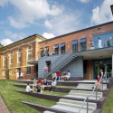 Leazar Hall Renovation + Additions / Cannon Architects (9)  JWest Productions, LLC